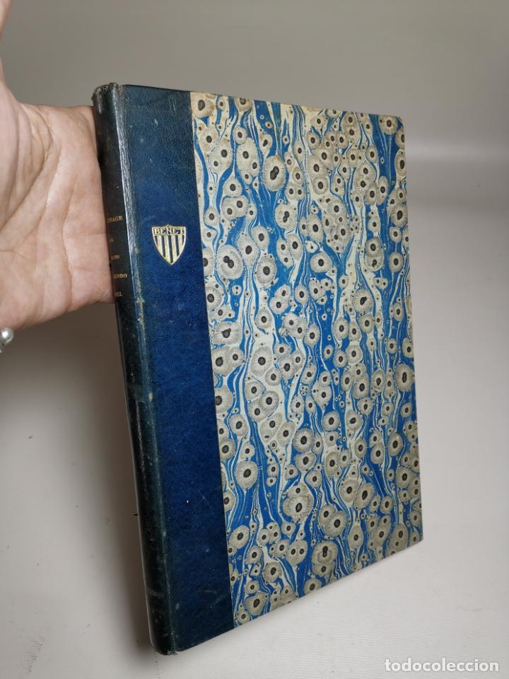 HOMENAGE AL BEATO RAIMUNDO LULL EN EL SEXTO CENTENARIO DE LA FUNDACION DEL COLEGIO MIRAMAR - 1877 (Libros Antiguos, Raros y Curiosos - Pensamiento - Otros)