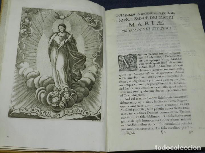 (MF) DD JOSEPHI EMMANUELIS DE ROXAS ET ALMANSA JC GRANATENSIS, MARIA DE JESÚS MADRID 1755 (Libros Antiguos, Raros y Curiosos - Pensamiento - Otros)