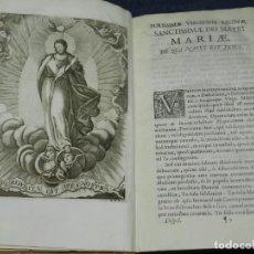 Libros antiguos: (MF) DD JOSEPHI EMMANUELIS DE ROXAS ET ALMANSA JC GRANATENSIS, MARIA DE JESÚS MADRID 1755. Lote 219377195