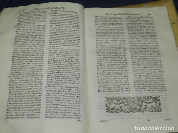 Libros antiguos: (MF) DD JOSEPHI EMMANUELIS DE ROXAS ET ALMANSA JC GRANATENSIS, MARIA DE JESÚS MADRID 1755 - Foto 7 - 219377195