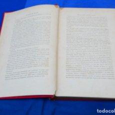 Livres anciens: BESTIAL LIBRO FRANCES 1885? JULES VERNE VUELTA MUNDO 40 DIAS EN FRANCES HETZEL VER FOTOS. Lote 219409517