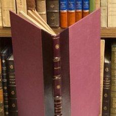 Libros antiguos: AÑO 1850 - MEMORIA HISTÓRICO ARTÍSTICA DEL TEATRO REAL DE MADRID POR MANUEL JUAN DIANA - LITOGRAFÍAS. Lote 219422920