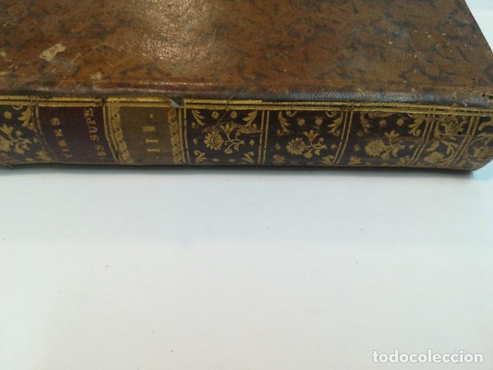 Libros antiguos: M. JEAN-BAPTISTE THIERS Traté des superstitions qui regardent les sacraments Tomo III S943T - Foto 2 - 219638283