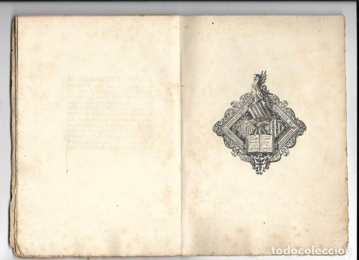 """Libros antiguos: """"Art de be morir"""" Facsímil del año 1905 - Foto 7 - 219652938"""