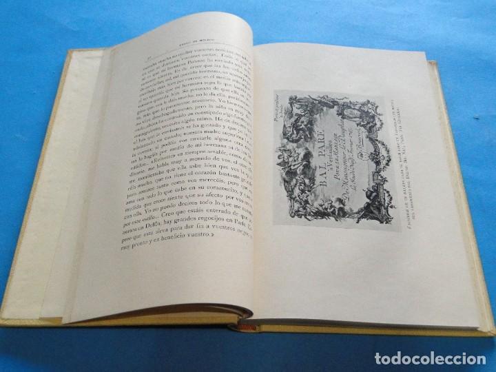 Libros antiguos: LUIS XV Y M.ME DE POMPADOUR SEGÚN DOCUMENTOS INÉDITOS.- DE NOLHAC, PEDRO - Foto 4 - 219861728
