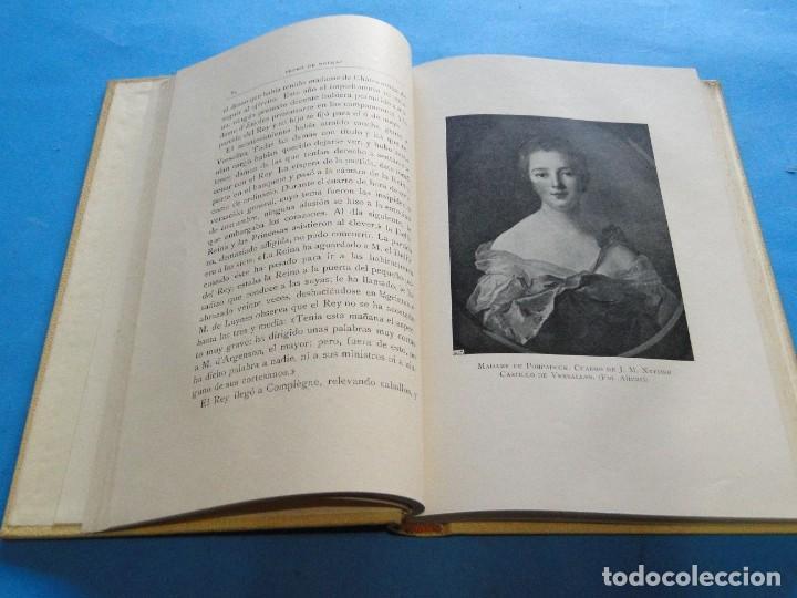 Libros antiguos: LUIS XV Y M.ME DE POMPADOUR SEGÚN DOCUMENTOS INÉDITOS.- DE NOLHAC, PEDRO - Foto 5 - 219861728