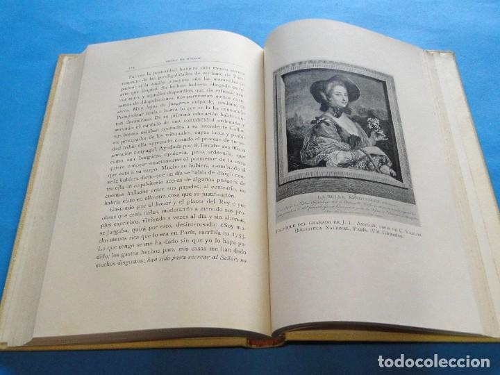 Libros antiguos: LUIS XV Y M.ME DE POMPADOUR SEGÚN DOCUMENTOS INÉDITOS.- DE NOLHAC, PEDRO - Foto 7 - 219861728