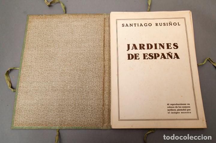 Libros antiguos: RUSIÑOL - JARDINES DE ESPAÑA - 1903 - Foto 4 - 220241945