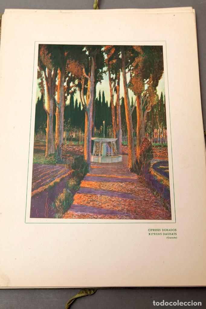 Libros antiguos: RUSIÑOL - JARDINES DE ESPAÑA - 1903 - Foto 10 - 220241945
