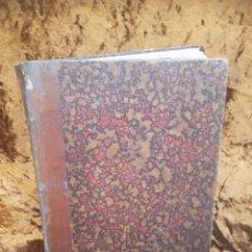 Libros antiguos: ENCUADERNABLE DE LA FAMILLE 1902. Lote 220365902