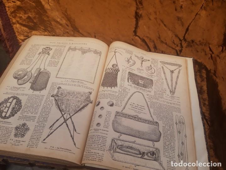 Libros antiguos: Encuadernable de La Famille 1902 - Foto 2 - 220365902