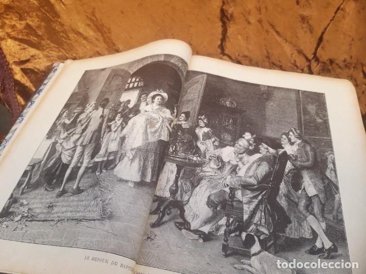 Libros antiguos: Encuadernable de La Famille 1902 - Foto 8 - 220365902