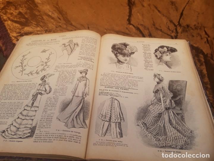 Libros antiguos: Encuadernable de La Famille 1902 - Foto 12 - 220365902