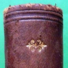 Libros antiguos: UN MATRIMONIO DE ESTADO - JUAN PÉREZ DE GUZMÁN - 1877 - MEDIA PIEL - INTERIOR NUEVO. Lote 220438467