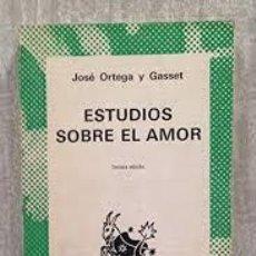 Libros antiguos: MAGNIFICO LOTE DE 7 LIBROS AUSTRAL DE JOSE ORTEGA Y GASSET - VER LISTADO - TAMBIÉN SUELTOS. Lote 220517997