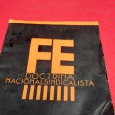 Livros antigos: FE. DOCTRINA NACIONAL SINDICALISTA 6 DE JUNIO DE 1937. Lote 220518176