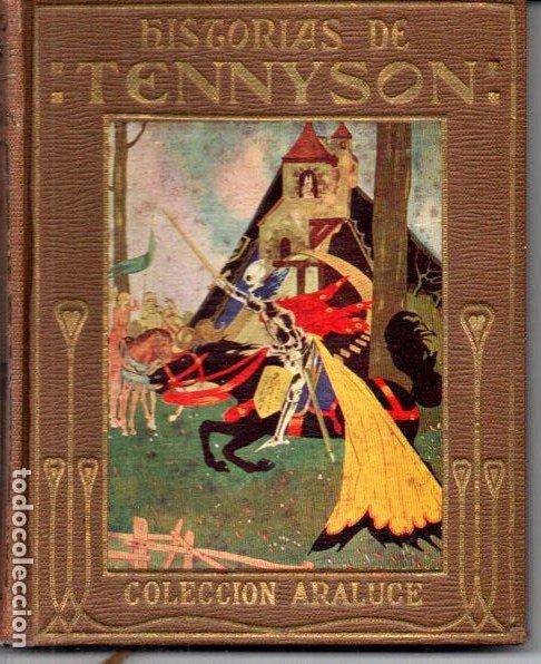 HISTORIAS DE TENNYSON (ARALUCE, 1927) (Libros Antiguos, Raros y Curiosos - Literatura Infantil y Juvenil - Otros)