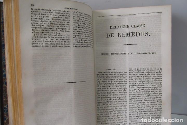 Libros antiguos: ¡¡ ENCYCLOPEDIE DES SCIENCIES MEDICALES, AÑO 1839. !! - Foto 13 - 220557627