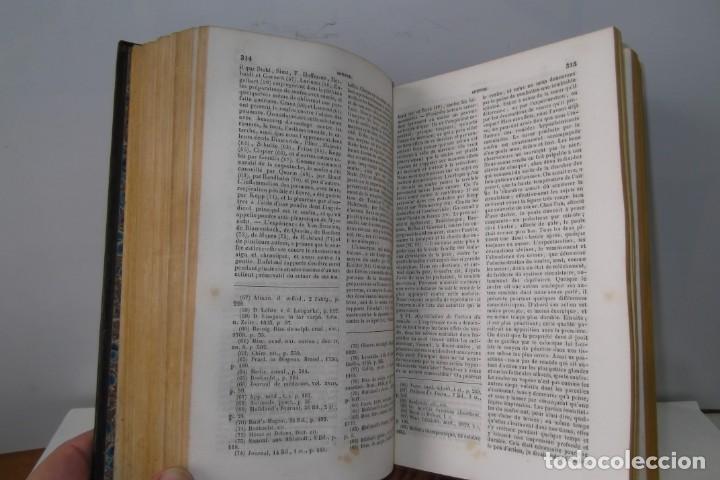 Libros antiguos: ¡¡ ENCYCLOPEDIE DES SCIENCIES MEDICALES, AÑO 1839. !! - Foto 15 - 220557627