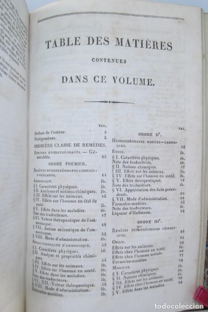Libros antiguos: ¡¡ ENCYCLOPEDIE DES SCIENCIES MEDICALES, AÑO 1839. !! - Foto 16 - 220557627