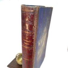 Libros antiguos: LA ILUSTRACIÓN IBÉRICA. SEMANARIO CIENTÍFICO, LITERARIO Y ARTÍSTICO. ESCRITORES ESPAÑOLES E HISPANOA. Lote 220607063
