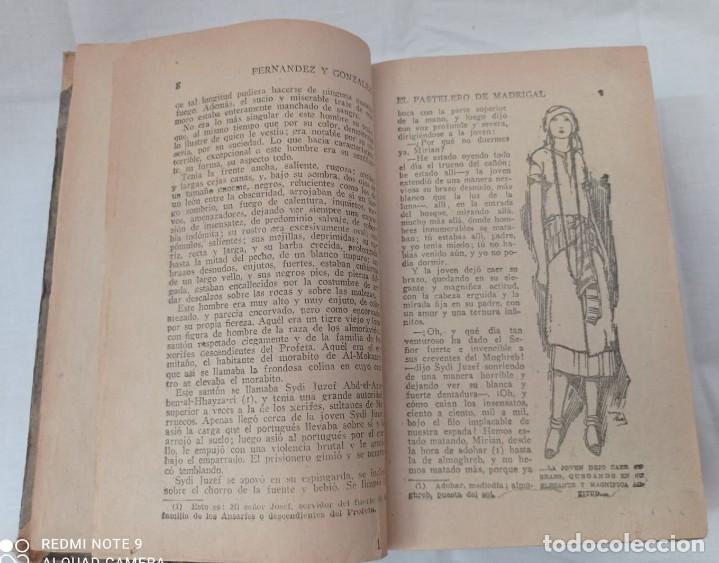 Libros antiguos: EL PASTELERO DE MADRIGAL AÑO 1900 - Foto 5 - 220608422