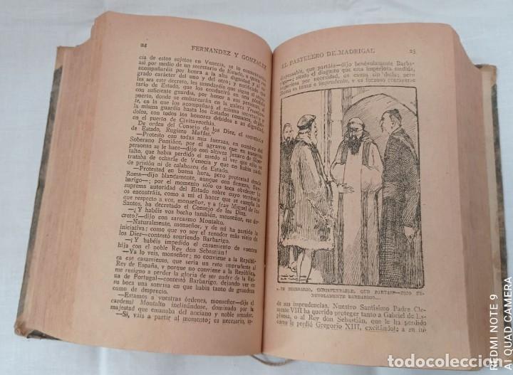 Libros antiguos: EL PASTELERO DE MADRIGAL AÑO 1900 - Foto 6 - 220608422