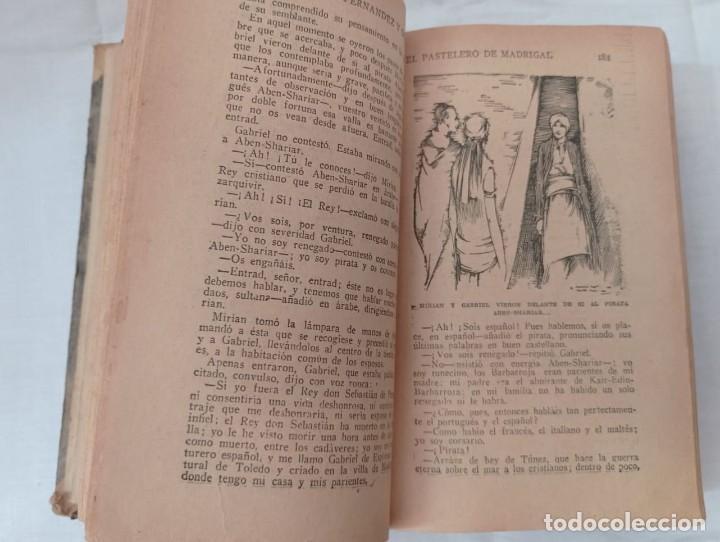 Libros antiguos: EL PASTELERO DE MADRIGAL AÑO 1900 - Foto 7 - 220608422