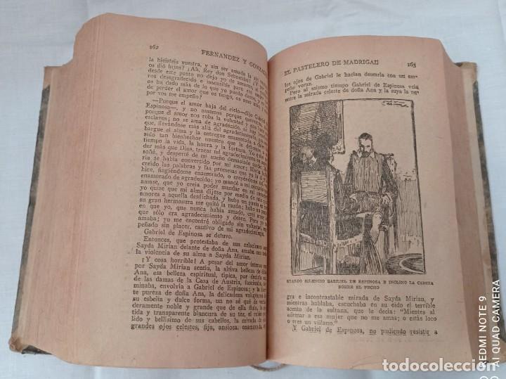 Libros antiguos: EL PASTELERO DE MADRIGAL AÑO 1900 - Foto 8 - 220608422