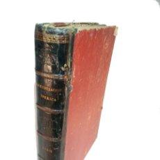 Libros antiguos: LA ILUSTRACIÓN IBÉRICA. SEMANARIO CIENTÍFICO, LITERARIO Y ARTÍSTICO. AÑO 1893 COMPLETO.. Lote 220611567