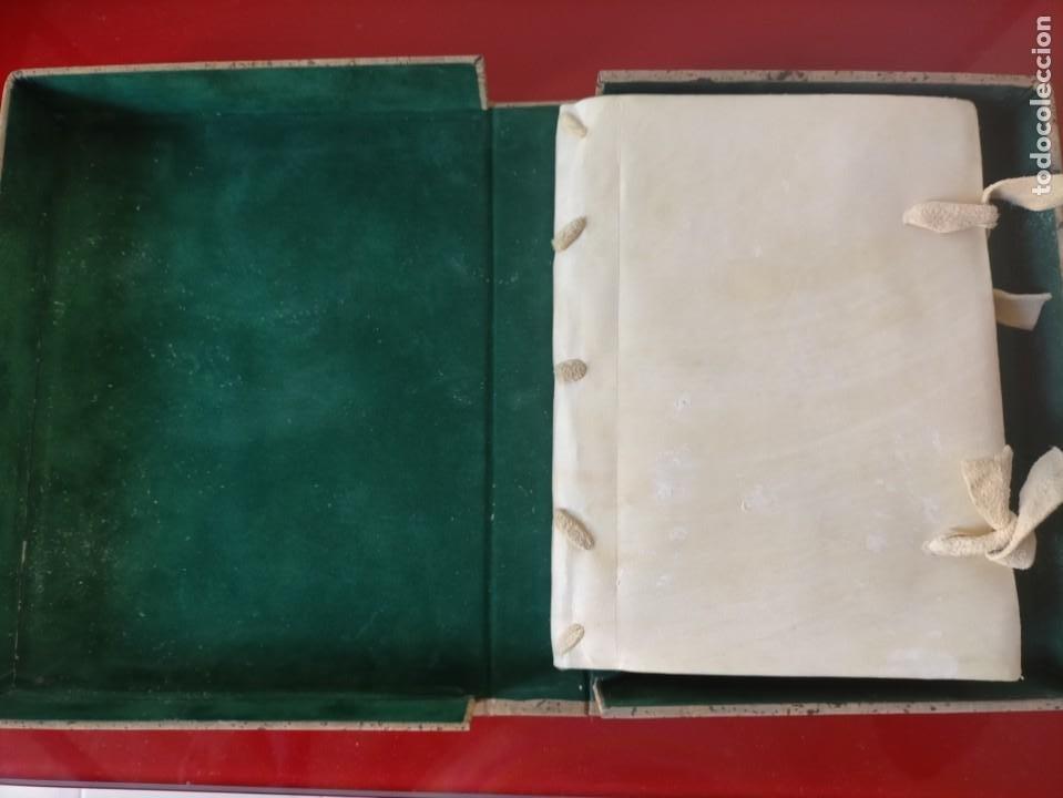 EL LIBRO DE COCINA DE RUPERTO DE NOLA (EN SU ESTUCHE ORIGINAL) EDICION FACSIMIL DE 1538 (Libros Antiguos, Raros y Curiosos - Cocina y Gastronomía)