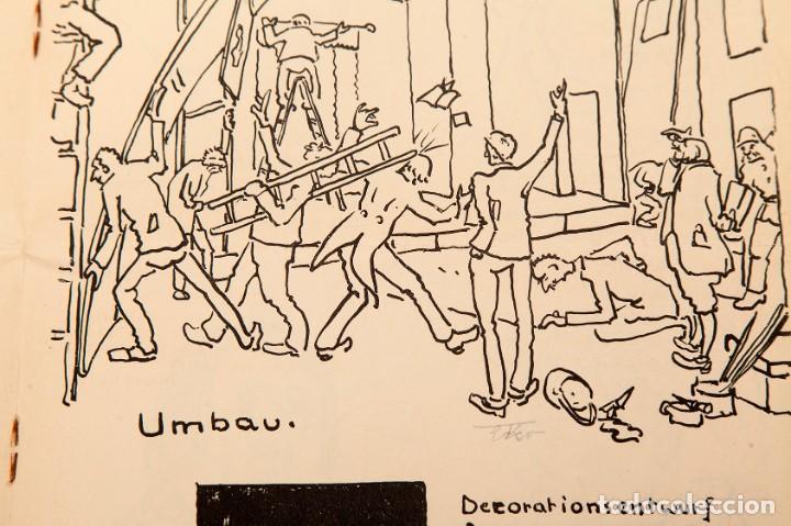 Libros antiguos: Der Schmink-Spiegel mit Fest-Programm - 1919 - Berna (Suiza) - Foto 5 - 220853110
