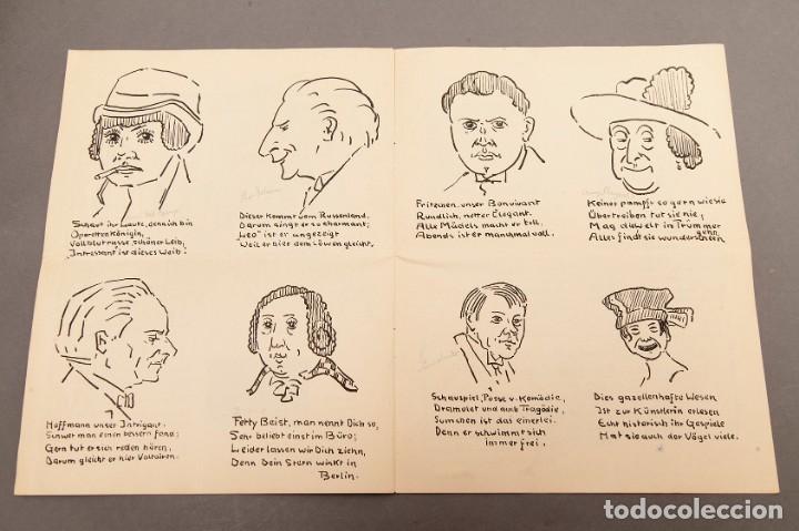 Libros antiguos: Der Schmink-Spiegel mit Fest-Programm - 1919 - Berna (Suiza) - Foto 6 - 220853110