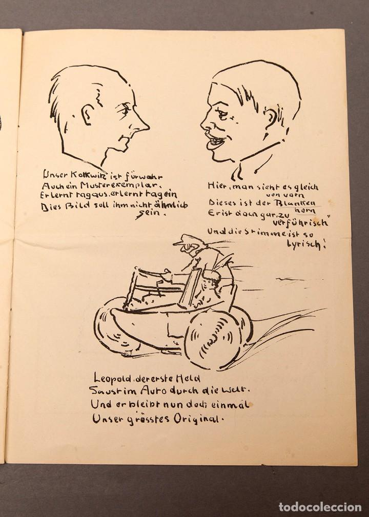 Libros antiguos: Der Schmink-Spiegel mit Fest-Programm - 1919 - Berna (Suiza) - Foto 8 - 220853110