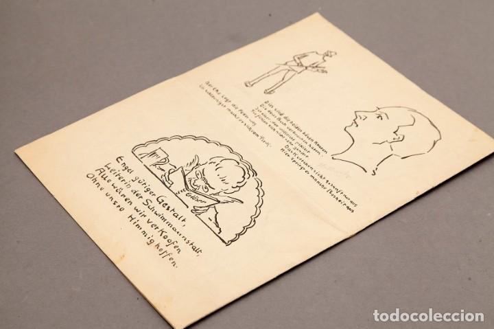 Libros antiguos: Der Schmink-Spiegel mit Fest-Programm - 1919 - Berna (Suiza) - Foto 9 - 220853110