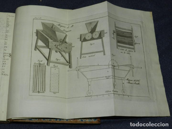 Libros antiguos: Dr.FRANCISCO CARBONELL Y BRAVO,MANUAL DE LA FABRICACION DEL VINO Y DEL VINAGRE O SEA ARTE DE HACER Y - Foto 4 - 220936581