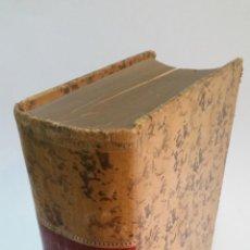 Libros antiguos: 1893 - FARABEUF - PRÉCIS DE MANUEL OPÉRATOIRE - 799 GRABADOS. Lote 220939466