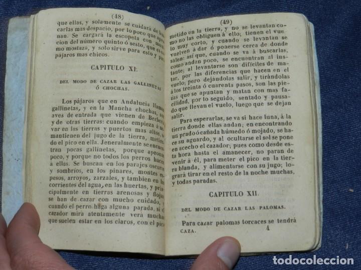 Libros antiguos: CAZA - 1844 - EL CAZADOR PRACTICO Ó ARTE DE MANEJAR LA ESCOPETA .CON LAS REGLAS PARA CAZAR - Foto 2 - 220964825