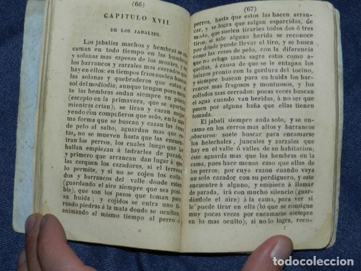 Libros antiguos: CAZA - 1844 - EL CAZADOR PRACTICO Ó ARTE DE MANEJAR LA ESCOPETA .CON LAS REGLAS PARA CAZAR - Foto 3 - 220964825