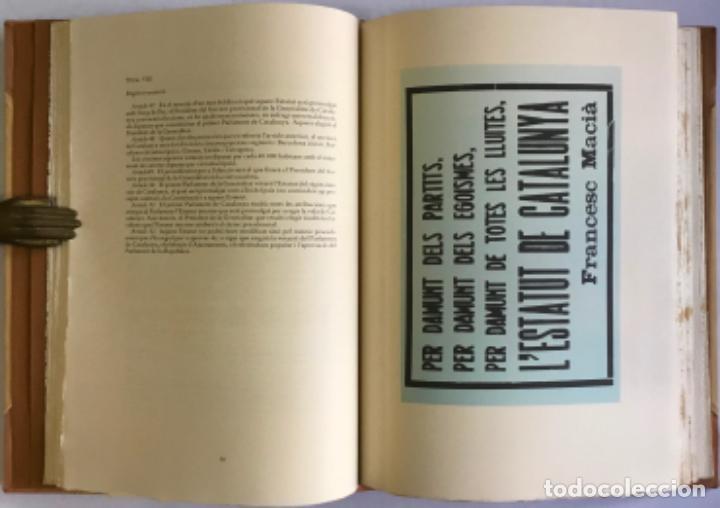 Libros antiguos: ESTATUTS (ELS) DE CATALUNYA. - Foto 5 - 123143904