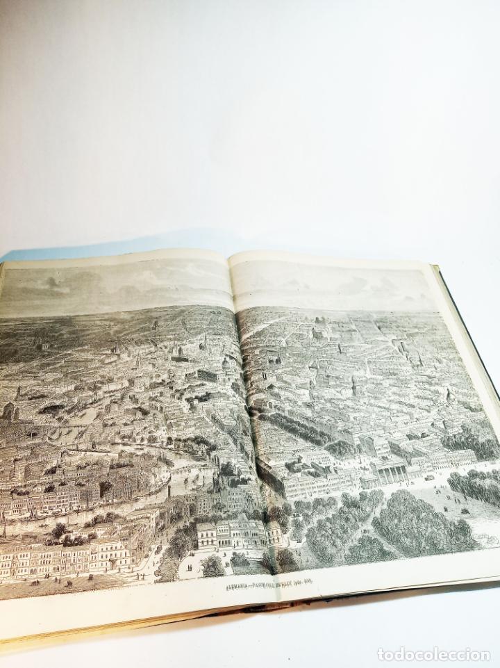 Libros antiguos: La ilustración Española y Americana. Año completo. 1871. Profusamente ilustrado. Folio. - Foto 21 - 221093098