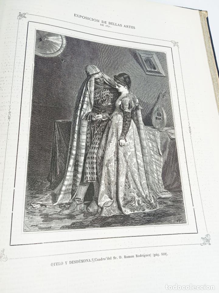 Libros antiguos: La ilustración Española y Americana. Año completo. 1871. Profusamente ilustrado. Folio. - Foto 25 - 221093098