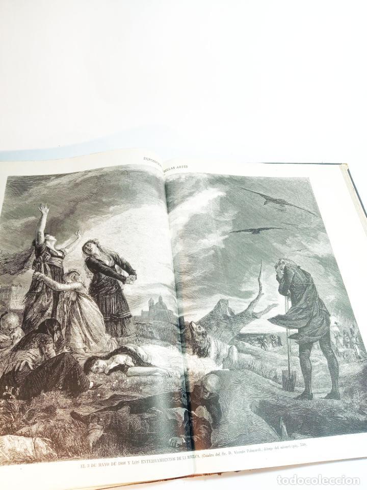 Libros antiguos: La ilustración Española y Americana. Año completo. 1871. Profusamente ilustrado. Folio. - Foto 26 - 221093098
