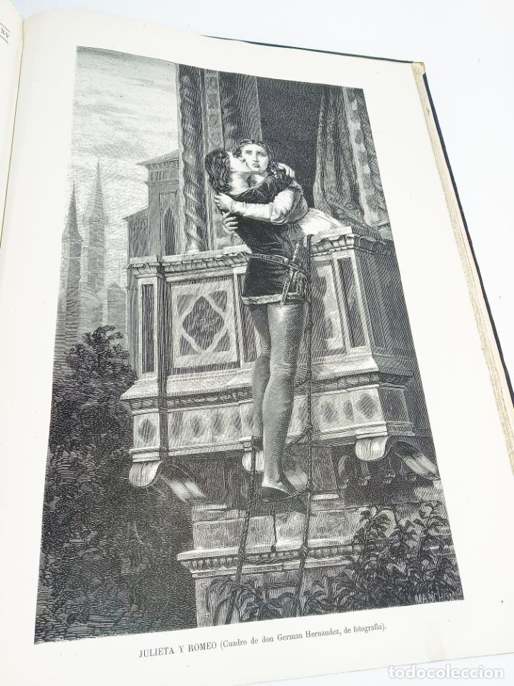 Libros antiguos: La ilustración Española y Americana. Año completo. 1871. Profusamente ilustrado. Folio. - Foto 27 - 221093098