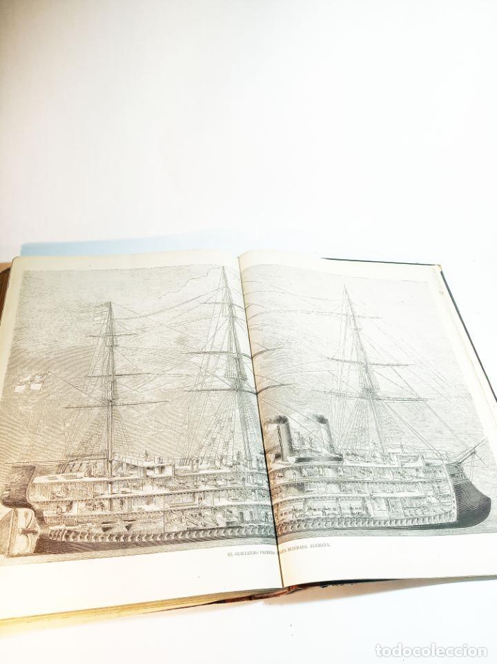 Libros antiguos: La ilustración Española y Americana. Año completo. 1871. Profusamente ilustrado. Folio. - Foto 28 - 221093098