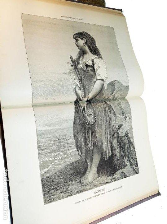 Libros antiguos: La ilustración Española y Americana. Segundo semestre. 1878. Profusamente ilustrado. Folio. - Foto 15 - 221096045