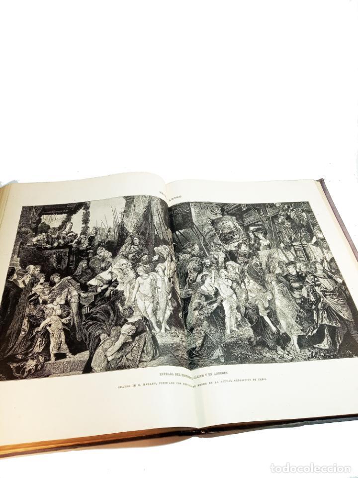 Libros antiguos: La ilustración Española y Americana. Segundo semestre. 1878. Profusamente ilustrado. Folio. - Foto 18 - 221096045