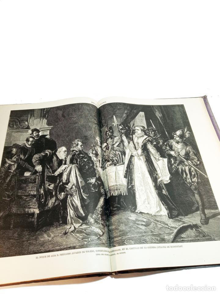 Libros antiguos: La ilustración Española y Americana. Segundo semestre. 1878. Profusamente ilustrado. Folio. - Foto 20 - 221096045