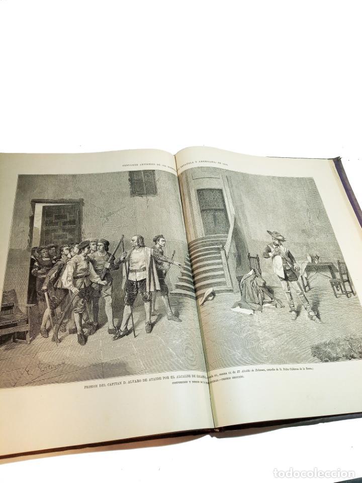 Libros antiguos: La ilustración Española y Americana. Segundo semestre. 1878. Profusamente ilustrado. Folio. - Foto 21 - 221096045