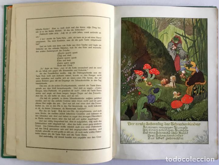 Libros antiguos: SCHLIERILEI. Ein Tiermärchen. - RINKEFEIL, Rudolf. - Foto 3 - 123237594